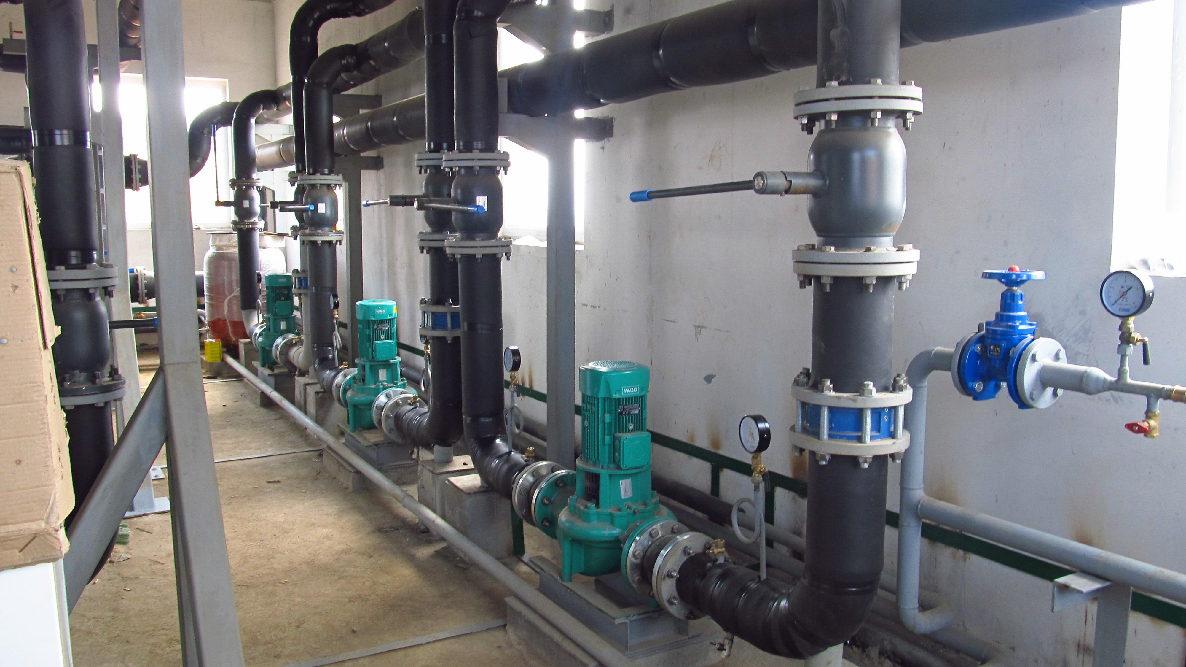 Монтаж теплого пола водяного цена работы